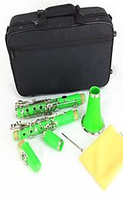 Clarinet inStrument Clarinet Clarinet B Clarinet(Green)