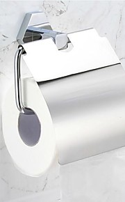 Chrome Finish Stainless Steel Material Sexangle Toilet Paper Holders