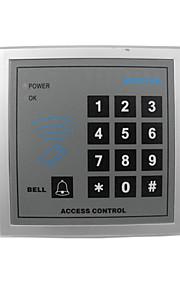 enkelt dør id / em kortet adgangskontrol-system med digital tastatur py-mg236