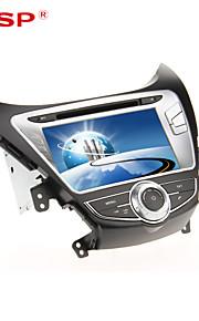 """cusp® 8 """"2DIN bil dvd-afspiller til Hyundai Elantra / Avante / I35 2011-2013 support gps, med 1 kudos TF kort"""