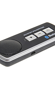 YW-MZF002 Bluetooth Speaker Phone Handsfree Car Kit for iPhone and Other Smart Phones