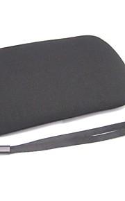 suave portátil protector viajes cubierta de la caja de la manga de la bolsa bolsa para nintendo 3ds xl / ll