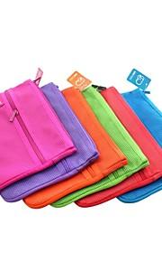 uslon® polyester mesh coated multi-funktionelle vandtæt modtage pose pen taske