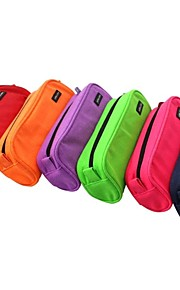 uslon® lærred flerfarvet pen taske for studerende