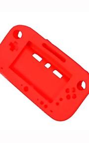blød silikone fuld beskyttelse gel tilfælde dække Cover til Nintendo Wii U gamepad