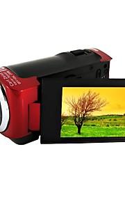 "8x digitale zoom 12,0 megapixels hd camera 2,7 ""tft lcd 270 graden draaien gift videocamera dv-28"