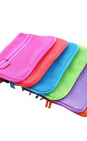 uslon® polyester mesh coated multi-funktionelle vandtæt kvittering taske pen taske