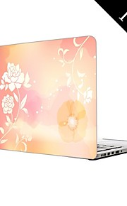 """precioso diseño de flores de todo el cuerpo caja de plástico protectora para el MacBook Pro de 13 """"/ 15"""" (no retina)"""