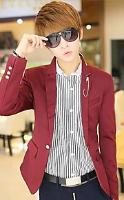 Men's  Concise Striped Fashion Casual Suit Blazer