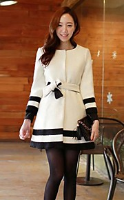 SANFENZISE™ Women's Temperament Wool Blends Coat