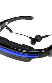 vg280 hd 52-tommer bærbare briller wide screen video briller virtuelt teater 4GB