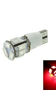 t10 LED 2-Mode красный 5w 11x5630smd 550Lm для автомобилей стоп-сигнал (dc12-16v)
