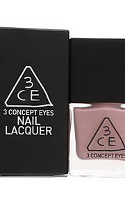 3 Concept Eyes  Nail Lacquer #PK07 10ml