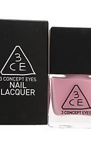 3 Concept Eyes  Nail Lacquer #PK01 10ml