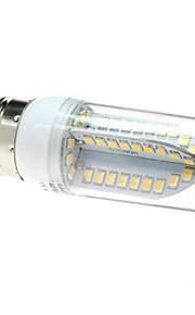 Ampoule Maïs Décorative Blanc Chaud/Blanc Froid T E26/E27 6 W 84 SMD 2835 500 LM K AC 85-265 V