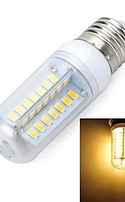 Ampoules Maïs LED Blanc Chaud Marsing T E26/E27 10W 56 SMD 5730 800-900 LM AC 100-240 V