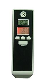 dobbelt LCD display baggrundslys alkohol digital tester med røde lommelygter