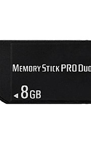 8GB MS Memory Stick Pro Duo Card Storage for PSP 1000/2000/3000 Game Console