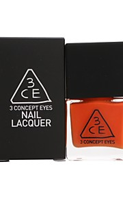 3 Concept Eyes  Nail Lacquer #OR04 15ml
