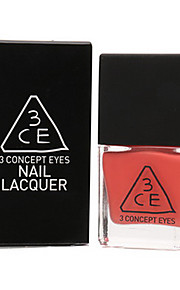 3 Concept Eyes  Nail Lacquer #OR02 10ml