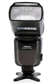 Triopo TR-960II Flash Speedlite, voor Canon/Nikon/Pentax/Sigma