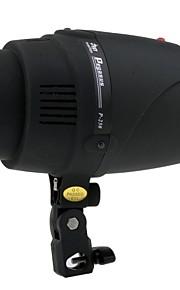 FUSHITONG PEGASUS P-250 Digital Flash Light / 52GN Exposure Index / 5600k Color temperature - Black