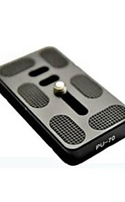 Induro pu-70 BHD cantilever tête de trépied plaque de chargement rapide avec