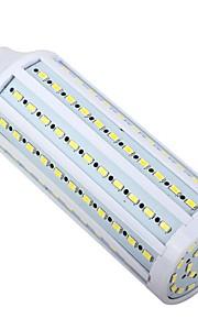 Ampoules Maïs LED Blanc Chaud / Blanc Froid T E26/E27 25W 132 SMD 5730 2250 LM AC 100-240 V