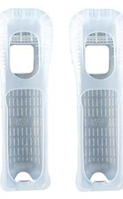motion plus sensor remote silikone tilfældet for Nintendo til Wii trådløs controller silicium (en stykker)