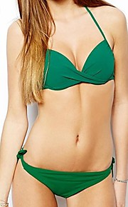 kissties®women Mode sexy einfarbigen Bikini