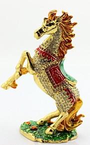 boîte de cheval de bijou de diamant (plus de couleurs)