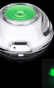 mini krystall aromaterapi usb luftfukter liten nattlampe luftfukter (assorterte farger)