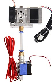 Geeetech GT9L 3D Printer Extruder Metal J-Head Nozzle