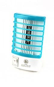 4w lampada uccisione della zanzara elettrica (plug eu / ca 220 ~ 240V)