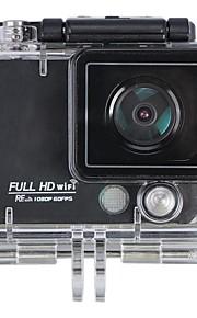 Videokamera - Skærm - 2.0 tommer - 8X - Full HD/Video Out/Vidvinkel/1080P/HD/Anti-Shock/Still Foto Optagelse