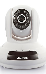 annke® SP1 wireless pan wifi 720p HD / tilt nuvola IP Camera 12 LED IR configurazione semplice app controllo uniforme