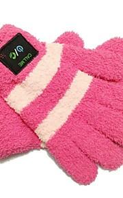 hi-call bluetooth praten mono handset houden warme handschoenen touch-functie voor vrouwen / mannen
