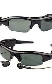 sm07 3 in 1 gepolariseerde zonnebril camera / video / mp3 1.3MP mini camera digitale video recorder eyewear camcorder