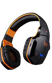 B3505 - Hovedtelefoner - Høretelefoner (Pandebånd) - Med Mikrofon/FM Radio/Gaming/Sport/Lyd-annulerende/Hi-Fi - Medie Player/Tablet