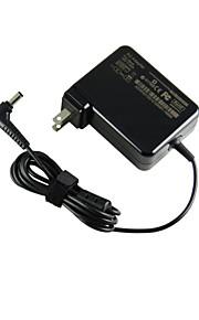 19v 3.42A 65W laptop AC strømadapter oplader til lenovo G530 G550 G555 G560 Y450 Y530 y470 U450 U550