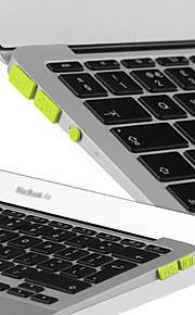 """anti-stof plug kit voor Apple MacBook Pro netvlies 13.3 """"/ 15.4"""" (verschillende kleuren)"""