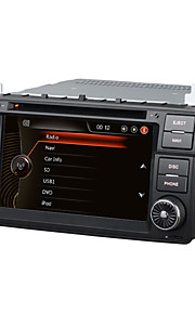 7 tommer - Bil DVD-afspiller - 1 Din - 800 x 480
