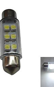 LED - Automatisch - Leeslamp/Nummerplaatverlichting ( 6000K/8000K Enkele rij )