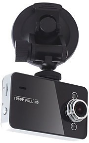 "2.7 ""full hd 1080p dv car camera dvr camcorder video recorder met nachtzicht"