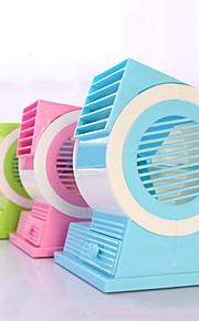 usb air condition med velduftende vifte (tilfeldig farge)
