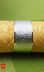 6pcs servilletero cobre mate 25mm