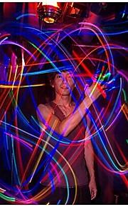 bunten LED-Laser-Fingerlicht (4 Stück pro Satz)