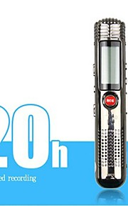 k2 professionele stem geactiveerd digitale voice recorder 8gb mp3-speler vor ruisonderdrukking één toets opname mini