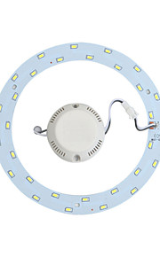 18W Plafondlampen 1400 lm Koel wit SMD 5730 AC 85-265 V 1 stuks