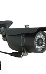 """1/3 """"CMOS 1000tvl security cctv camera waterdichte outdoor thuis ICR nachtzicht 36 geleid ir camera"""
